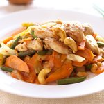 Cashew Chicken with Vegetables