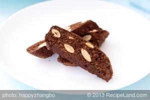 Alice's Biscotti Cioccolato