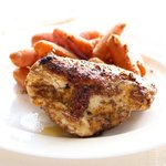 Roasted Moroccan Spiced Chicken