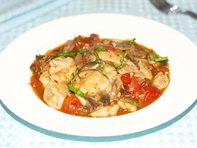 Hunter's Chicken Stew