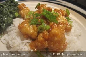 Authentic Orange Chicken