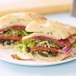 Muffelatta Sandwich