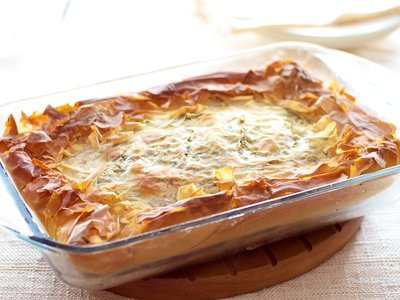 Awesome Spinach Pie