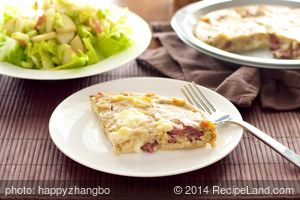 Easy Brunch Italian Quiche