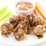 Jamaican Jerk Chicken Wings
