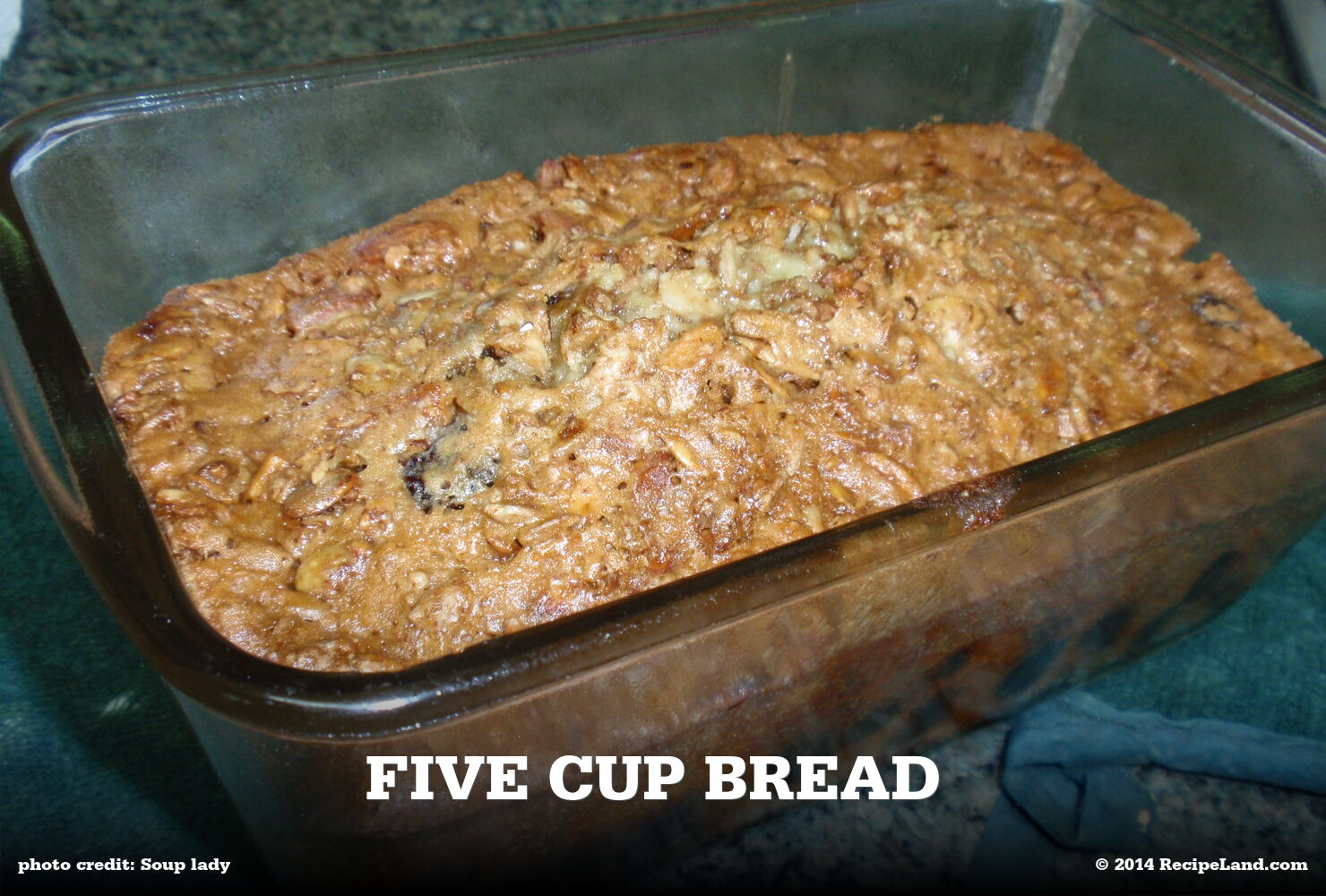 Five Cup Bread