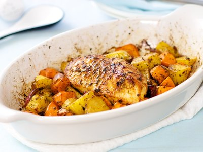 Baked Chicken Breast Casserole