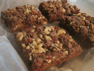 Man-Catcher Brownies