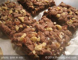 Man-Catcher Brownies