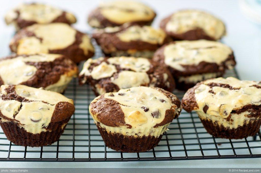 Chocolate Cream Cheese Cupcakes