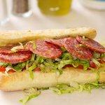 Joegie Sub Sandwich