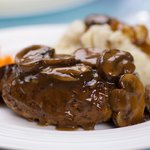 Tom's Classic Salisbury Steak