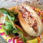 Sosa's Lobster or Lobsta Roll