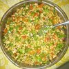 Quick Delicious Diet Food (Soya Bean Bhel)