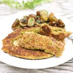 Herb and Parmesan Chicken Tenders