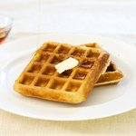 Sour Milk Waffles