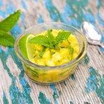 Mango Mint Salsa