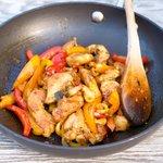 Crispy Chicken Stir-Fry