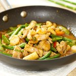 Stir Fry Ginger Chicken