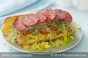 The Mr. Turkey Sandwich