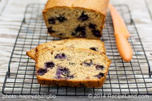 Betty's Blueberry Banana Bread