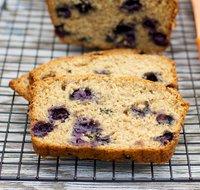Betty's Blueberry Banana Bread