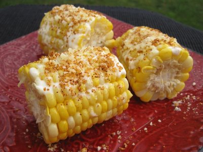 Elote (Mexican Corn on the Cob)