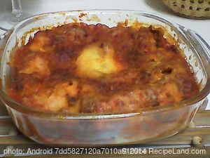 Mom's Favourite Lasagna