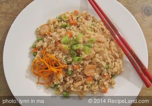 Chinese: Shrimp Fried Rice