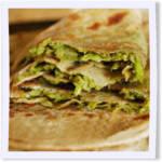 Green Peas / Matar Paratha