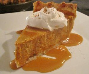 Famous Homemade Pumpkin Pie