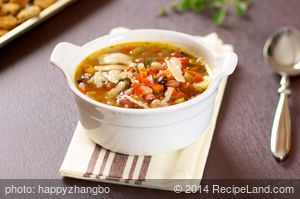 6 Bean Soup