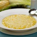 Vegan Cream of Corn Soup