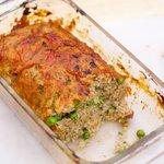 Peas 'N' Salmon Loaf
