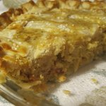 Tarte a L'oignon (French Onion Pie)