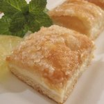 Lemon Cream Cheese Squares