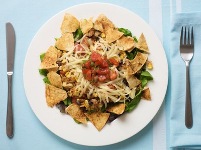 Veggie Taco Salad