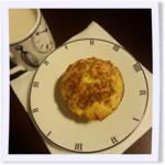 Orange Walnut Muffins