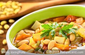 Potato-Bean Soup