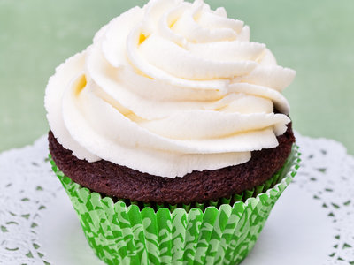 Yankee Doodle Cupcakes