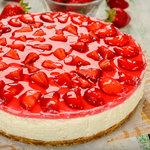 Glazed NY Cheesecake