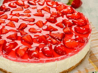 Classic NY Cheesecake