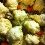 Chicken in a Pot with Dumplings