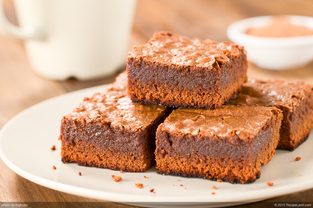 Reduced Fat Brownies