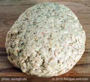 Triticale Bread