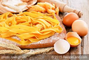 Basic Egg Pasta (Italian)