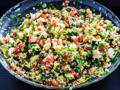 Montreal's Tabbouleh Salad