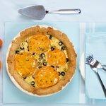 Fresh Tomato Pie