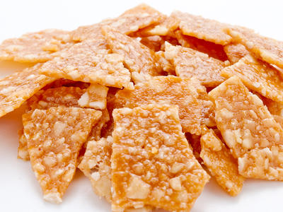 Peanut Butter Brittle