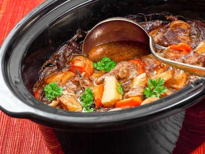 Crockpot Irish Beef Stew